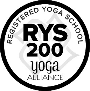 yoga teacher training certification logo
