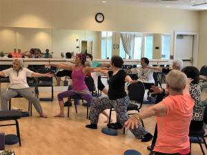 Yoga for Seniors
